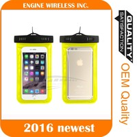 Brand new mix color waterproof phone case for nokia lumia 640,waterproof cell phone case