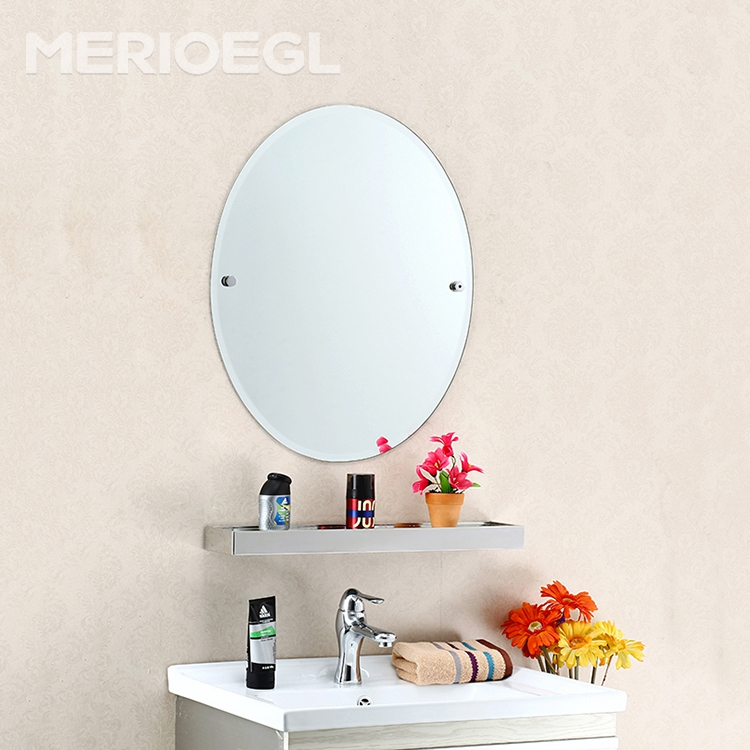 High Quality Bathroom Accessories 5mm Wall Mirror, Glass Mirror Price