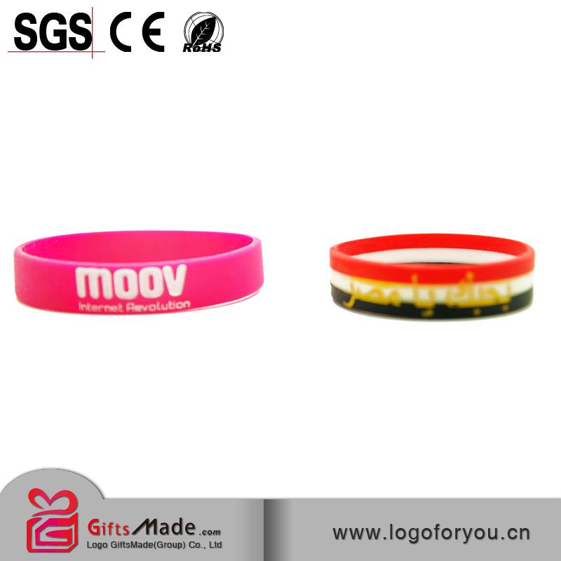 Custom Silicone Wristbands No Minimum 92