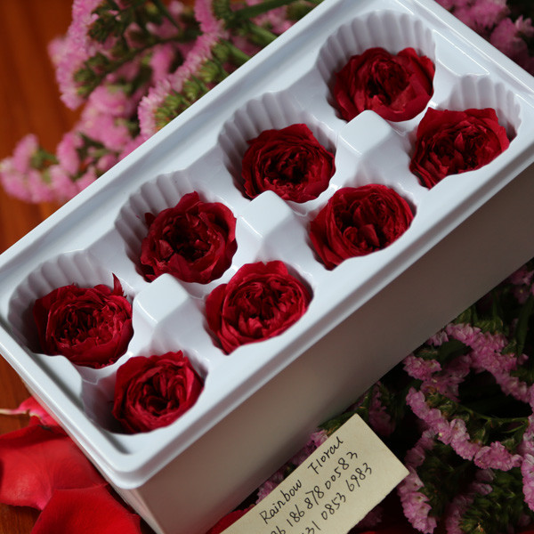 Flower Farm Forever Rose Wrist Corsage From China Flower Provider For Anniversaries