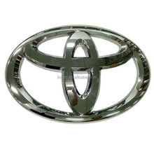 Custom car logo and name for toyota