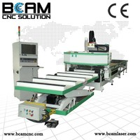 New design!!aluminium wood 3d model design cnc router cnc carving machine for wood