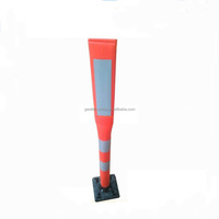 110cm EVA Traffic Safety Post Road Guide Delineator