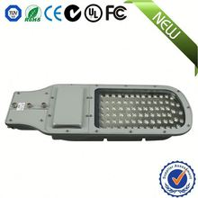 Adopt USA bridgelux chip classic type 80W solar LED street light for outdoor