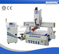4 axis cnc router engraver drilling milling S2-1325RH-ATC