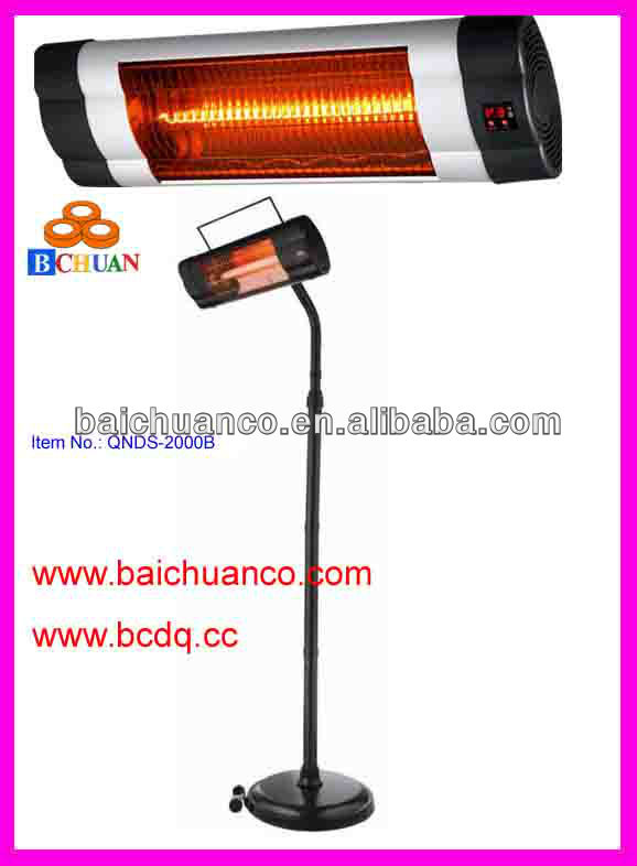 Hot Sale Electric Infrared Heater With Quartz tube Heating Element