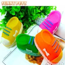 Pet Dog Treat Shoes Chew Toy