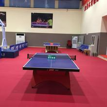 2017 indoor antistatic table tennis pvc flooring from China