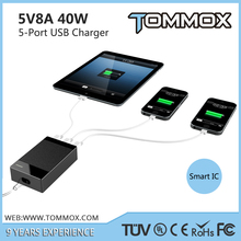 DC 5V usb charger mobile accessories 2016, Auto identify the devices