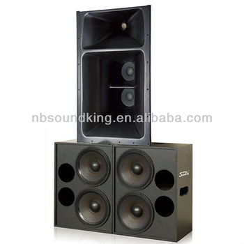 Cinema Pro Audio Speaker Cabinet FC 615T