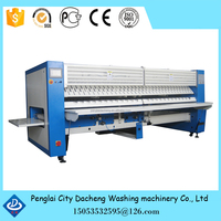 Automatic Laundry clothes Flatwork Folding Machine/laundry equipment sheet folder machine