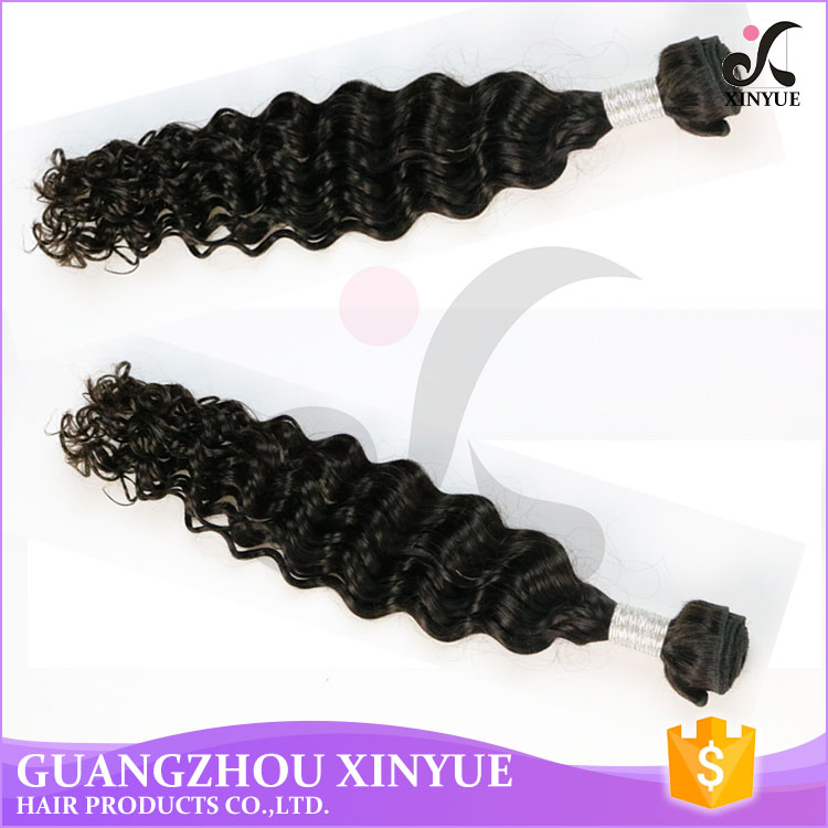 Wholesale Peruvian virgin human hair cheap remy hair in China