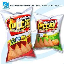 AUTO chips packaging material heat seal shrink bags