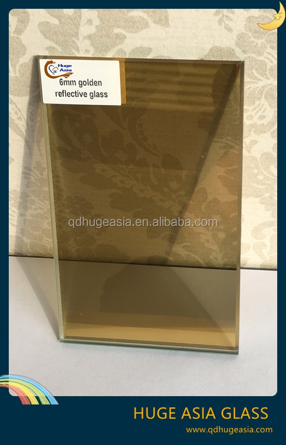 Gold, Bronze, Blue, Green, Grey, Pink, Reflective Glass with Competive Price