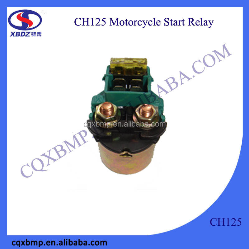 High Quality Motorcycle Starter Relay Relay for Keeway