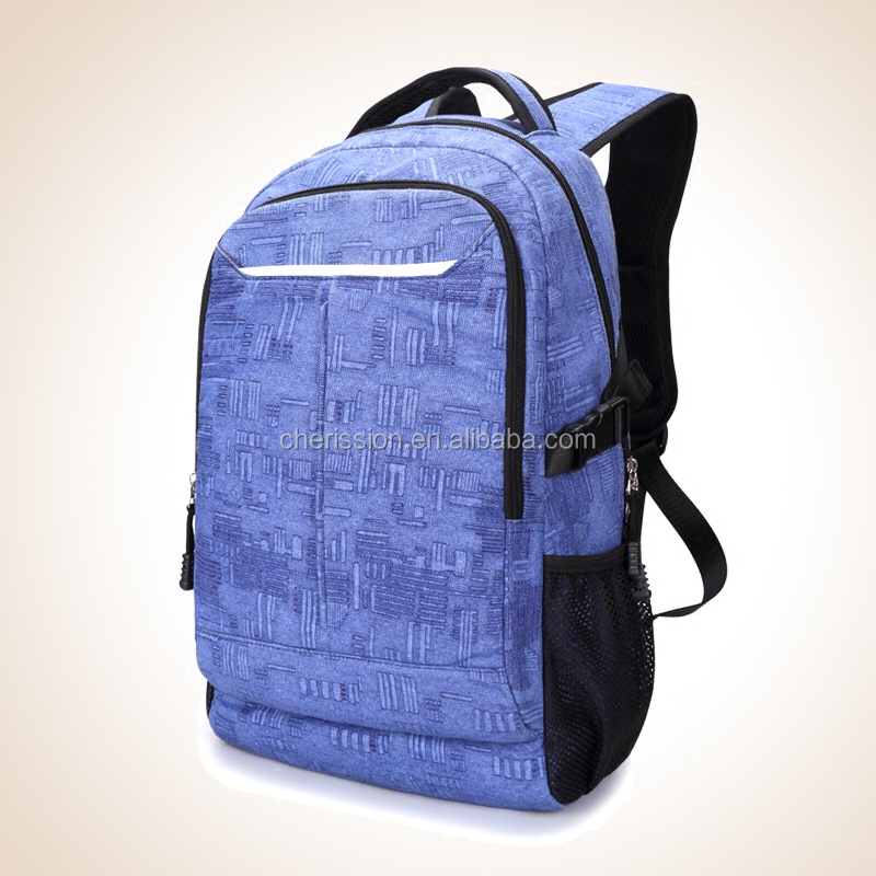 2015 backpack bag school 15 inch laptop bag