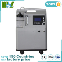 China Factory supply CE approved medical Battery Portable Oxygen Concentrator