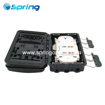 IP65 Aerial Mounting 72 cores fiber optical NAP Splice Joint Closures with 3pcs 24 core splice tray