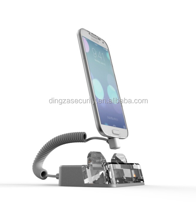 mobile phone display security stand with good price