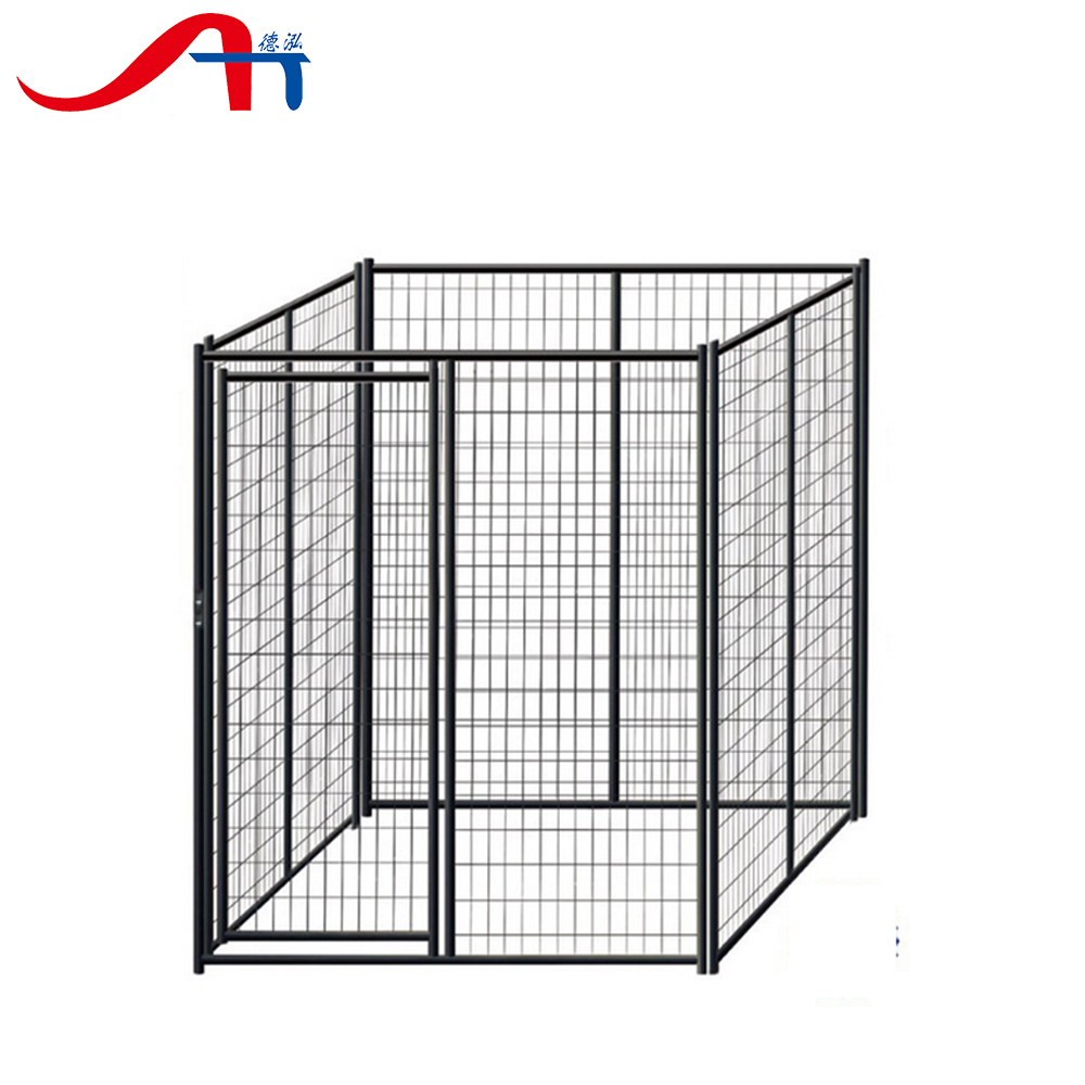 Heavy duty galvanized metal dog kennels , cheap chain link kennels for dogs metal, Metal Dog cages