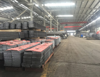 0.45C-13Cr martensitic stainless steel sheet EN 1.4034 ( DIN X46Cr13 )