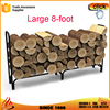 Kingjoy 8 Foot Outdoor Firewood Log