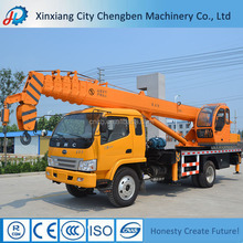New type Steel Rope Truck Crane with hook