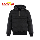2019 new design modern winter long sleeve warm waterproof down puffer men's coat