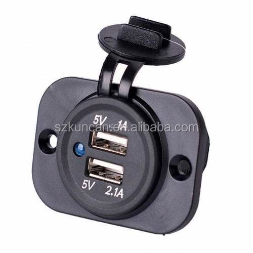 12V Motorcycle Car Boat Tractor Cigarette Lighter Power Socket Shenzhen Supplier