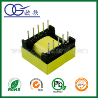 EPC17 horizontal EER/EFD/ER/EPC Switching Power Transformer,Electrical Transformer,High Frequency Transformer