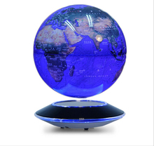 6/8 inch Magnetic Levitation Globe