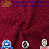 2013 high quality knitted jacquard fabric polar fleece for scarves