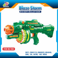 abs Plastic Toy Guns nerf gun/nerf gun toy,toy guns shoots soft darts/2013 hot plastic nerf gun for sale