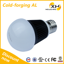 Factory price 5 watts bulbs led / 230v e27 led bulb lamp / 2012 led bulb lighting