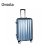 Hot Selling Factory Best PC Material Universal Wheels Aluminium Frame Trolley Sky Travel Luggage Bag