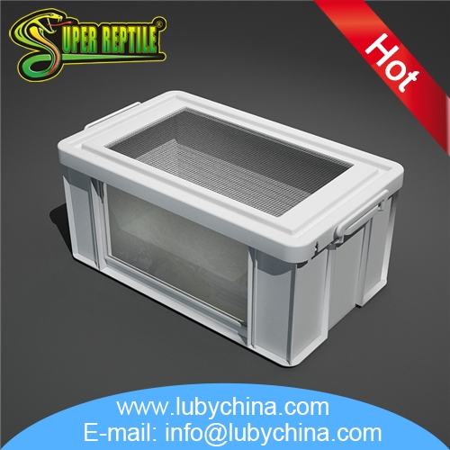 New design turtle box for reptile keeping