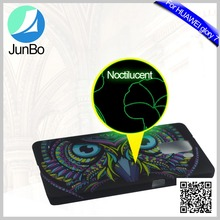 JUNBO Wholesale High-class Competitive Price Noctilucent Custom Map Print Cell Phone Case for Huawei honor7