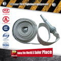 2.5 inch High working pressure Submarine Hose with fire hose nozzle