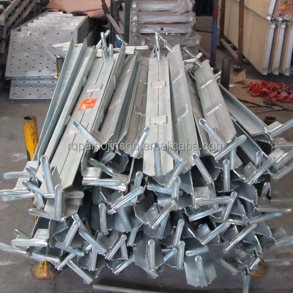 Steel kwikstage Scaffolding china all-round system components Used in construction
