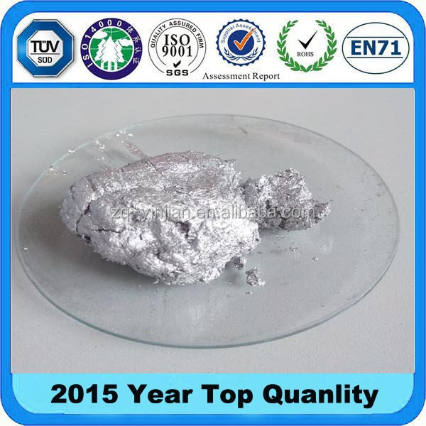 China metallic pigments manufacture!!! mobile phones Imitating electroplating aluminum paste ZQ-7073