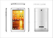 7 INCH MTK6515 SIM calling with Bluetooth FM Dual SIM mid tablet pc p1000