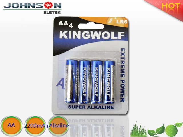 industry super batteries 1.5v aa size alkaline battery charger