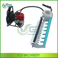 One person operation high output tea picking machine driven by gasoline energy