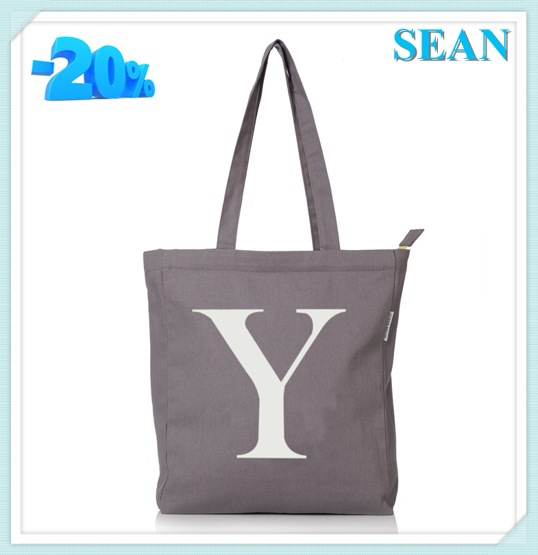 Beautiful Printed Canvas Tote Bag, OEM Production Cotton Tote Bag For Shopping