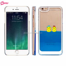 2016 Alibaba gold supplier fashion cute 3d duck cellphone case no need battery,smartphone case