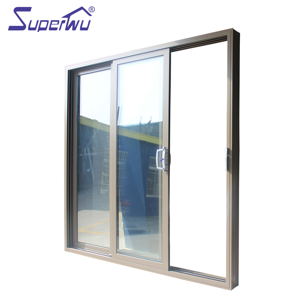Top Quality Commercial Glass Doors Sliding Door For Apartment View