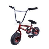New product 2014 hot race bicycle carbon fiber bike 12 inch bmx