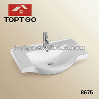 Outstanding Quality Counter Top Wash Hand Basin 8675