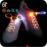LED Shoelaces Charm In Shoe Decorations