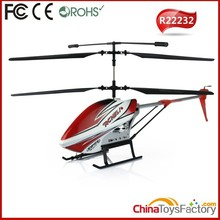 R22232 2015 New Procuct Gyro Metal 3.5-Channel RC Helicopter
